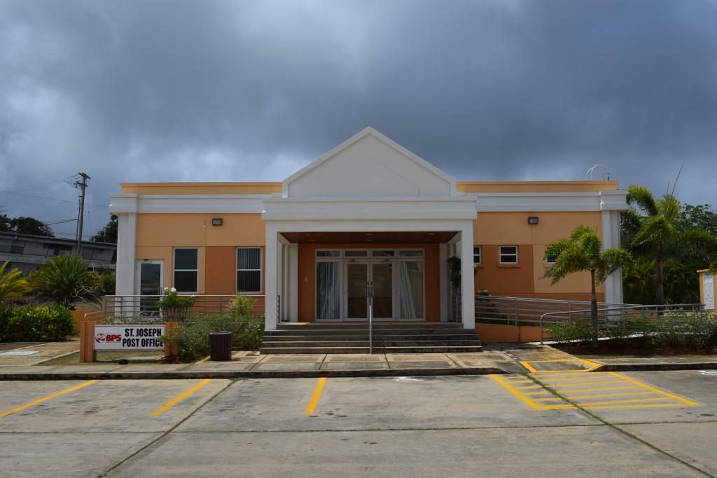 St Joseph Post Office, Blackmans, Barbados