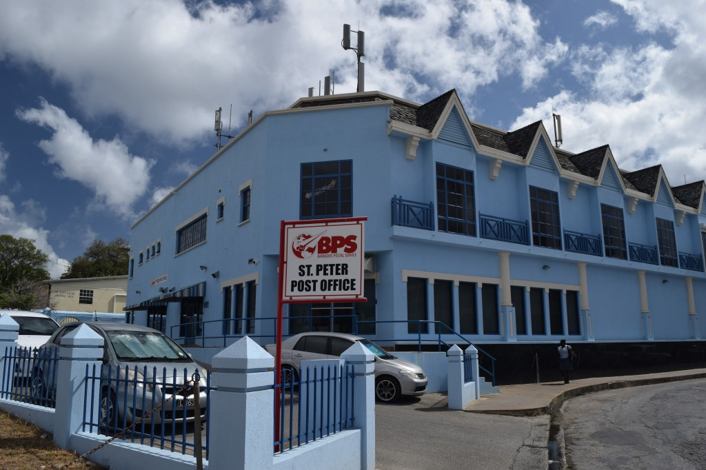St Peter Post Office, Barbados