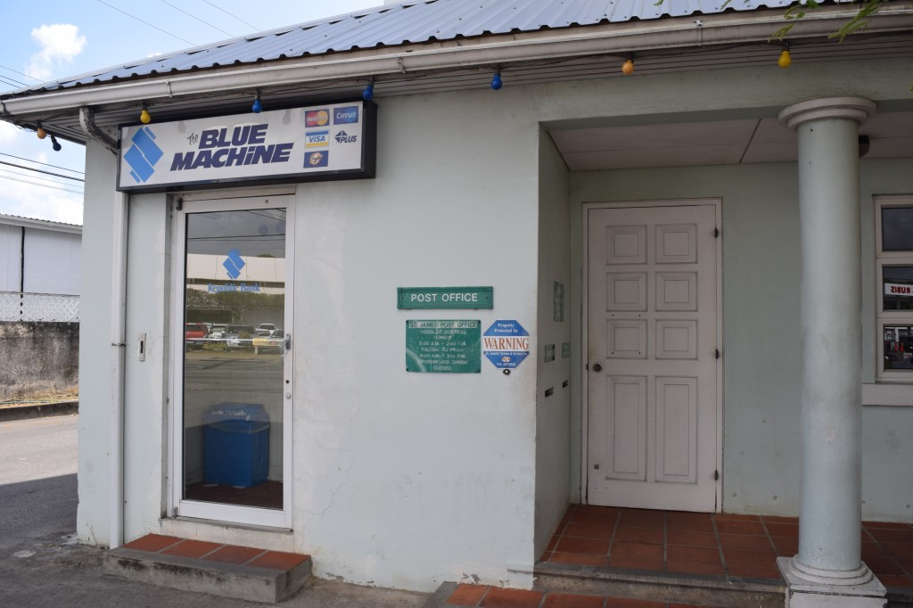 St James Post Office, Holetown. Barbados