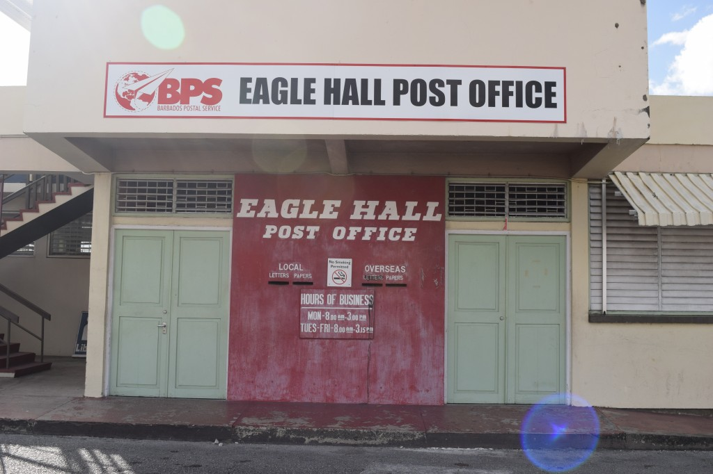 Eagle Hall Post Office, Barbados