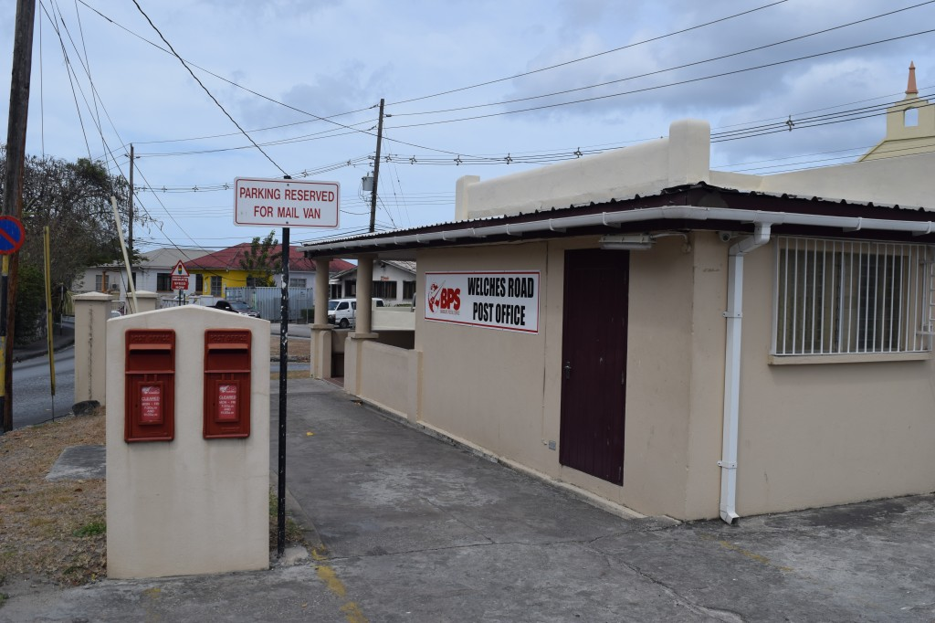 Welches Road Post Office, Welches Road, St Michael, Barbados