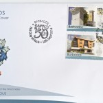 50th Anniversary of the University of the West Indies Cave Hill Campus Barbados - First Day Cover