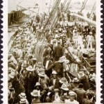 Barbados 100th Anniversary of the Panama Canal 10c stamp