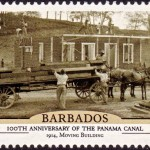 Barbados 100th Anniversary of the Panama Canal - $2