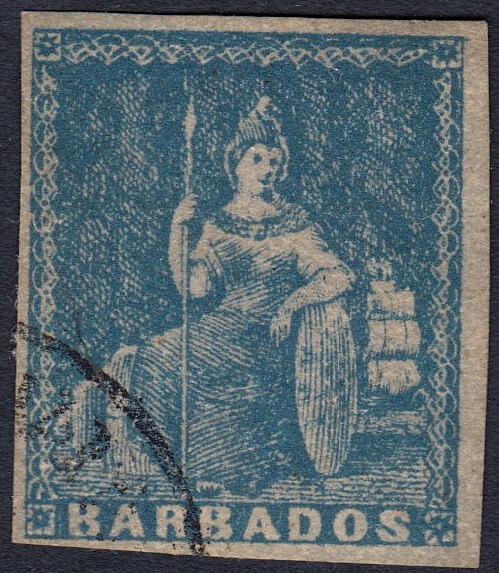 Forged Barbados SG3