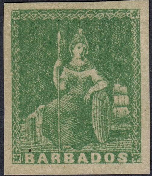 Forged Barbados SG8