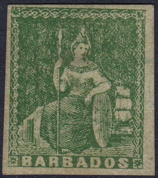 Forged Barbados SG7