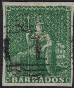 Real Barbados SG8