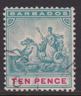 Barbados SG113Barbados SG113