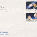 Barbados Harry Bayley Observatory 25th Anniversary FDC