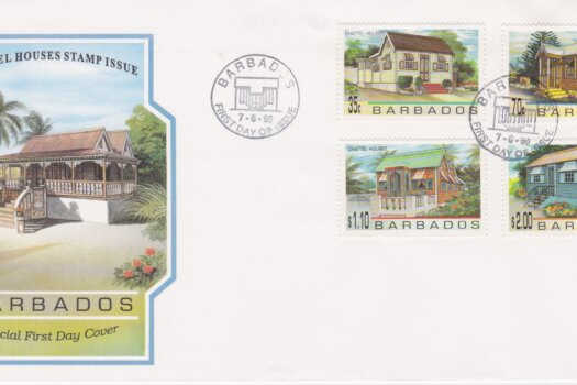 Barbados Chattel Houses FDC