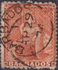 Barbados SG57