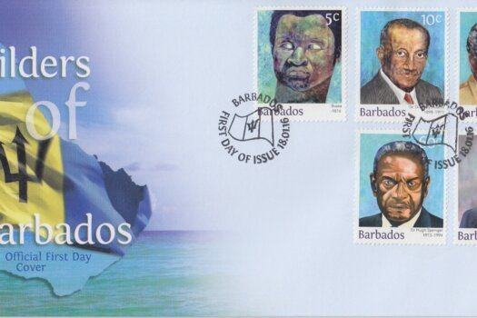 Barbados 2016 Builders of Barbados FDC - 3