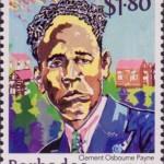 Clement Osbourne Payne $1.80 - Barbados Stamps