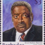 Builders of Barbados - Errol Walton Barrow $3 - Barbados Stamps