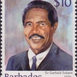 Builders of Barbados - Sir Garfield Sobers $10 - Barbados Stamps