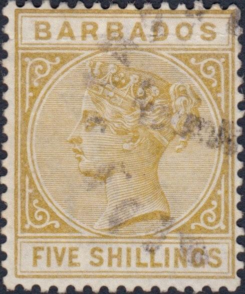 Barbados SG103