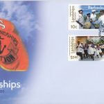 Landships of Barbados FDC