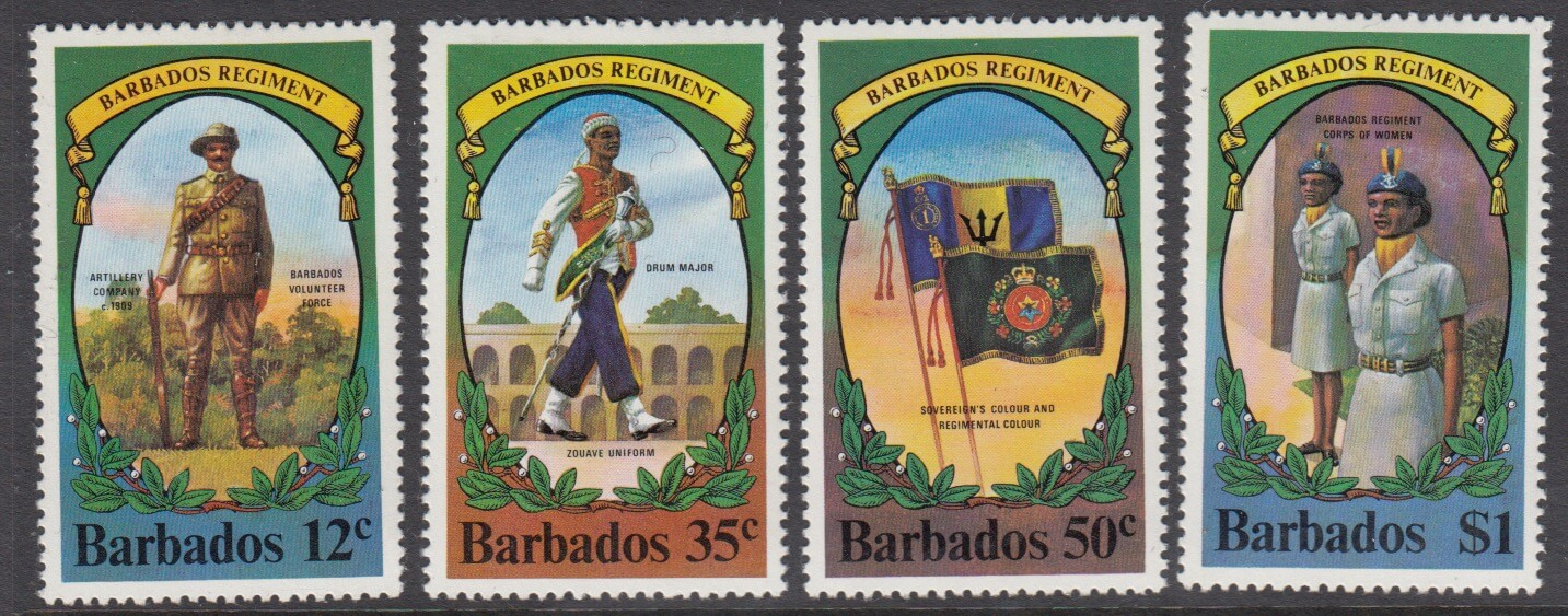Barbados Regiment