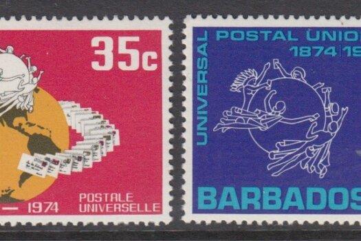 Centenary of Universal Postal Union