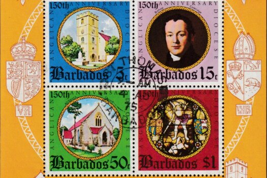SGMS530 | 150th Anniversary of Anglican Diocese in Barbados