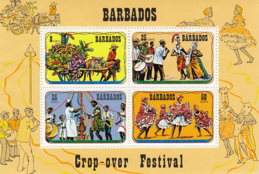 Barbados SGMS535 | Crop Over Festival 1975