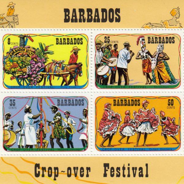 Barbados SGMS535 | Crop Over Festival 1975