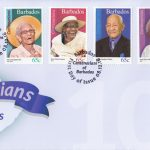 Centenarians of Barbados First Day Cover 4