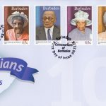 Centenarians of Barbados First Day Cover 3