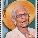 Barbados Stamps 65c - Alma Geraldine Rae