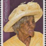 Barbados Centenarians - Barbados 65c Stamp – Beatrice Gertrude Carrington