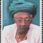 Barbados Centenarians - Barbados 65c Stamp – Vivian Ursula Blenman