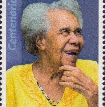 Barbados Centenarians - Barbados 65c Stamp – Rose Adelin Wiltshire