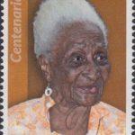 Barbados Centenarians - Barbados 65c Stamp – Iona Viola Griffith