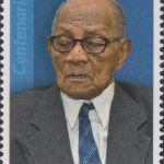 Barbados Centenarians - Barbados 65c Stamp – Christopher McDonald Smith