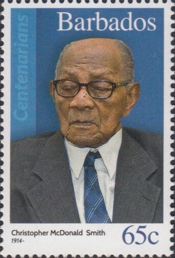 Barbados 65c Stamp – Christopher McDonald Smith