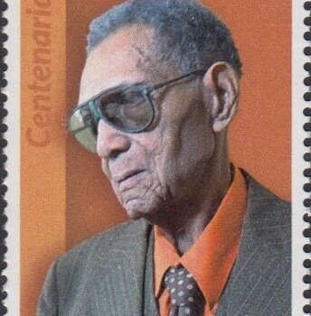 Barbados Centenarians - Barbados 65c Stamp – Winston Cameron Catline