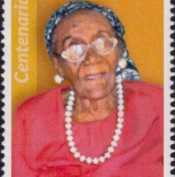 Barbados Centenarians - Barbados 65c Stamp – Aldora Yearwood