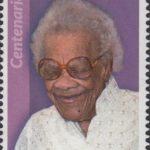 Barbados Centenarians - Barbados 65c Stamp – Vera Elaine Gibbs