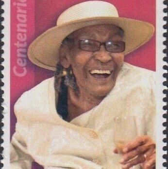Barbados Centenarians - Barbados 65c Stamp – Doris Elese Greaves
