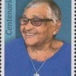Barbados Centenarians - Barbados 65c Stamp – Helen Lizetta Hutchinson