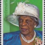 Barbados Centenarians - Barbados 65c Stamp – Carlotta Elise Strickland