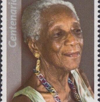 Barbados Centenarians - Barbados 65c Stamp – Constance L. Inniss