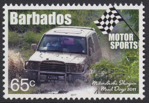 Barbados Motor Sports - 65c Mitsubishi Shogun, Mud Dogs 2011