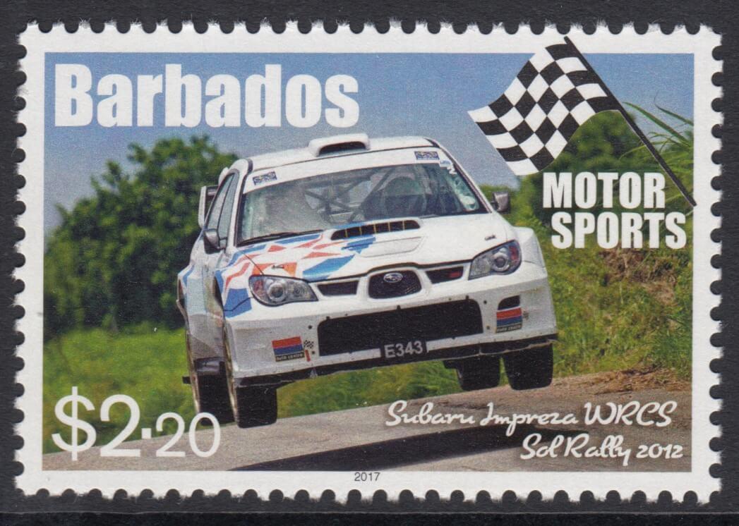 Barbados Motor Sports - $2.20 Subaru Impreza - WRC Sol Rally 2012