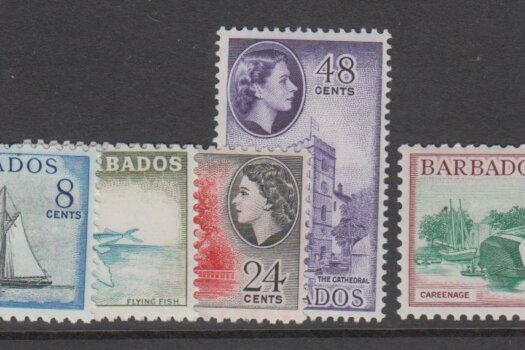 Barbados SG312-9