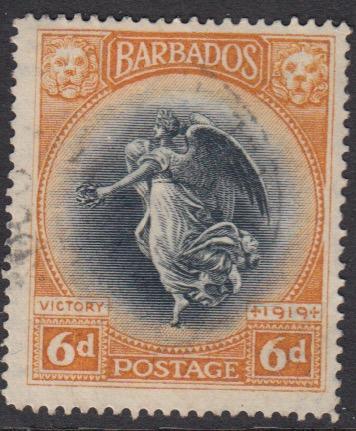 Barbados SG208