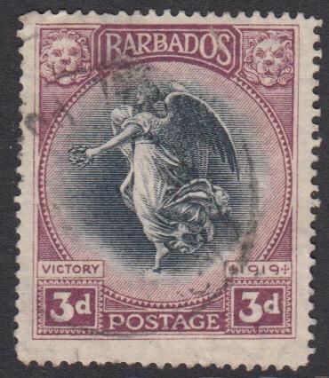 Barbados SG206
