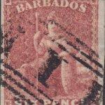 Barbados SG11a