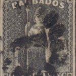 Barbados SG12a